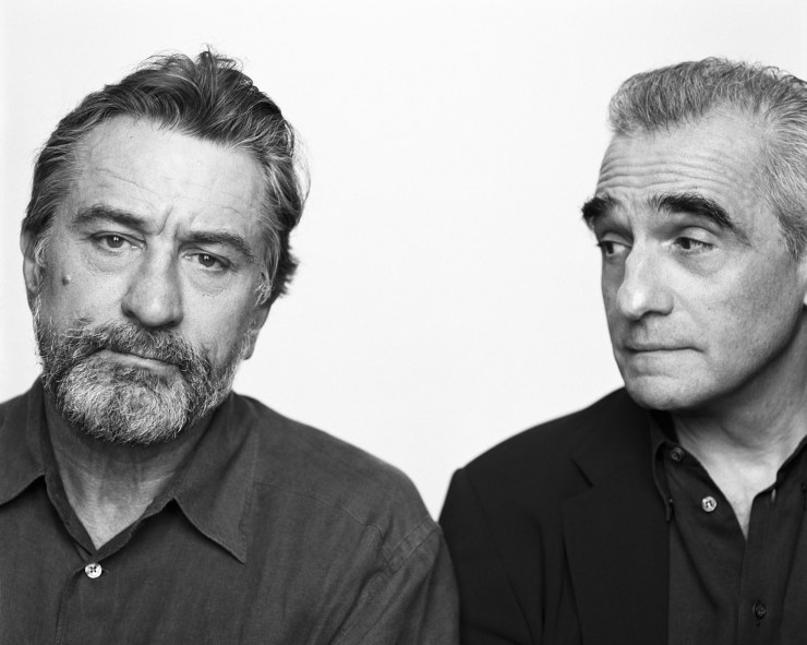Robert-De-Niro-and-Martin-Scorsese-New-York-Al-Pacino-Joe-Pesci-Pachun-the-irishman-coming-2018